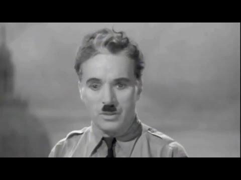 Величайшая речь Чарли Чаплина!