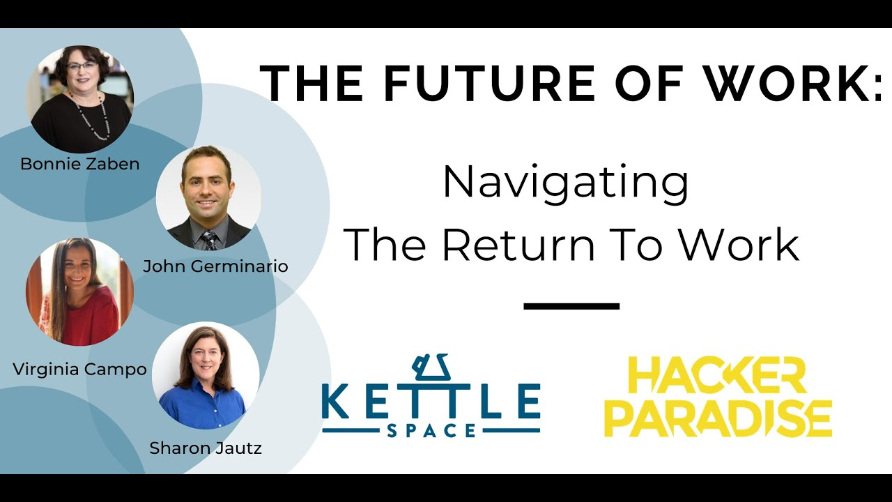 Key Takeaways from the Roundtable on Navigating the Return to Work