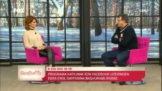 Esra Erolla 28 Ocak 2015 - Part 7 (Hakan'dan ŞOK Açıklama Büyük İtiraflar)