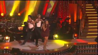 Jennifer Lopez - Let's get Loud- Salsa Performence