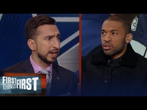 Orlando Scandrick thinks Cowboys big problem is inconsistency not Garrett | NFL | FIRST THINGS FIRST