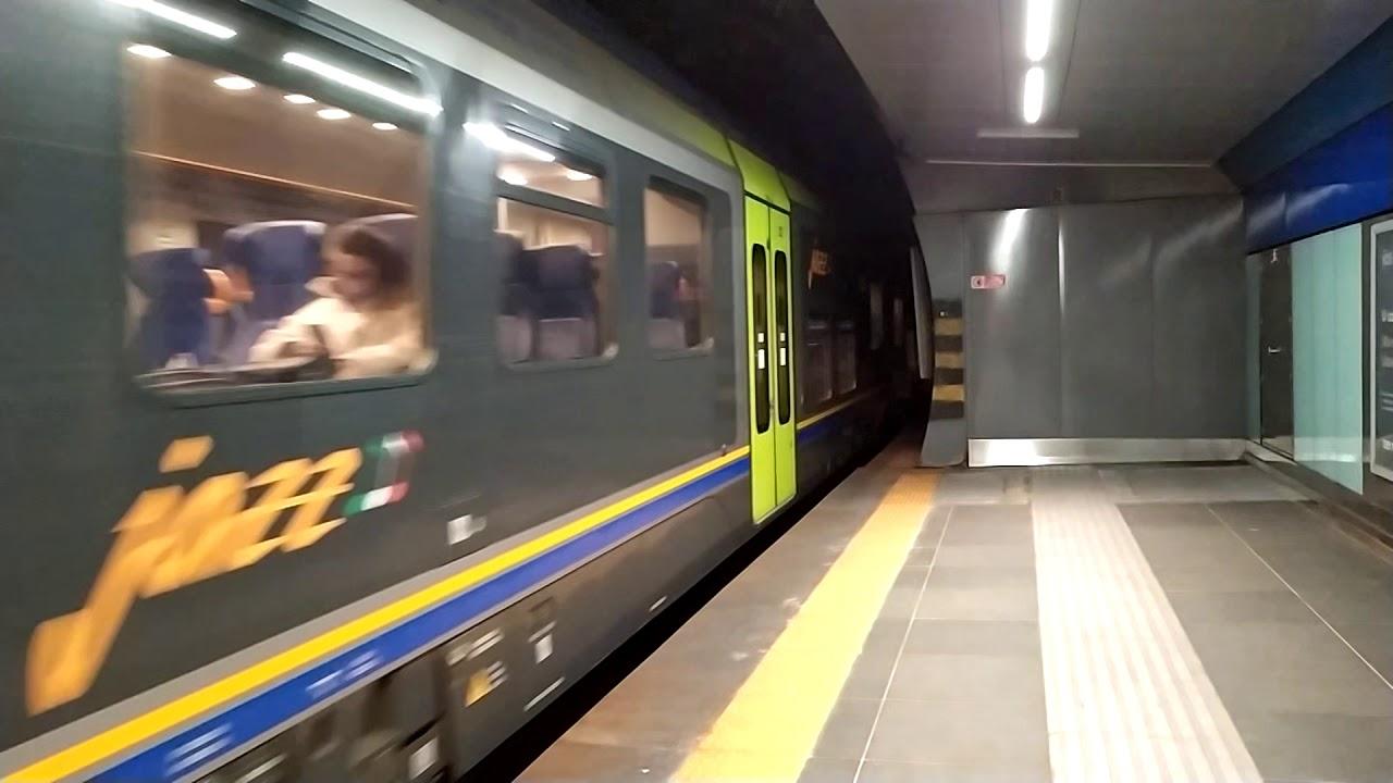Treno Metropolitano Napoli Campi Flegrei - Salerno in ...