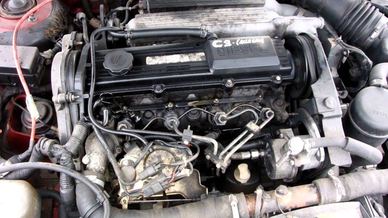 Silnik Mazda 626 2 0 Td Comprex