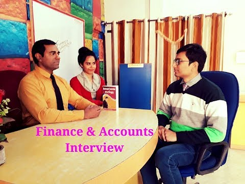 Finance And #Accounts Interview Questions : #CA Article Ship | #CS : #MBA | #Accountant #interview
