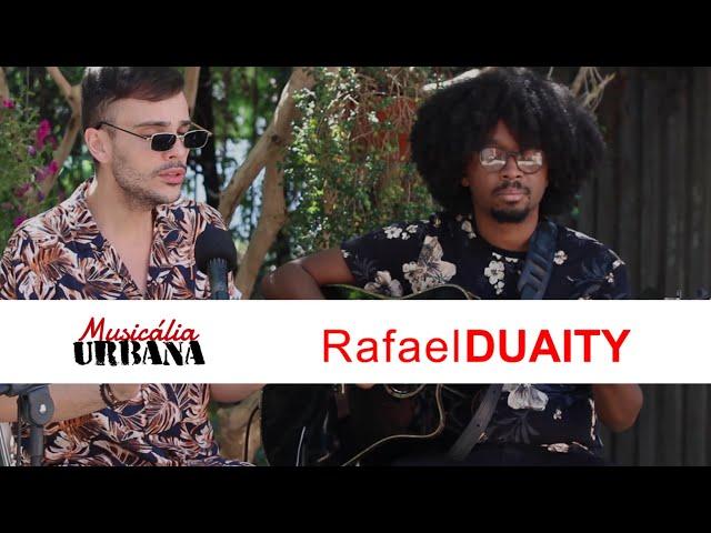 Rafael Duaity - O Infinito | Musicália Urbana