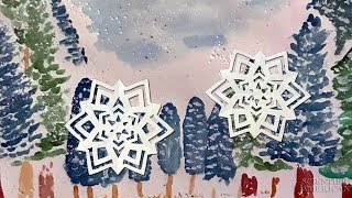 Are 2 Snowflakes Ever Identical