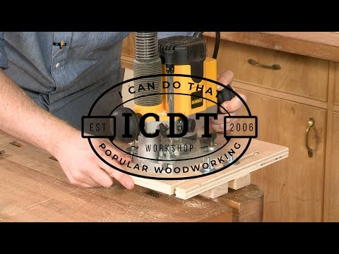 Make a Router Mortising Jig   I Can Do That!