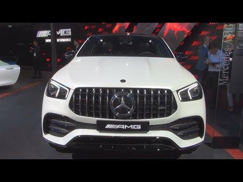 Mercedes-AMG GLE 53 4MATIC+ Coupé (2020) Exterior and Interior