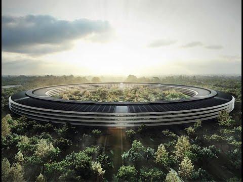 Apple Park –Apples neues Hauptquartier in Cupertino
