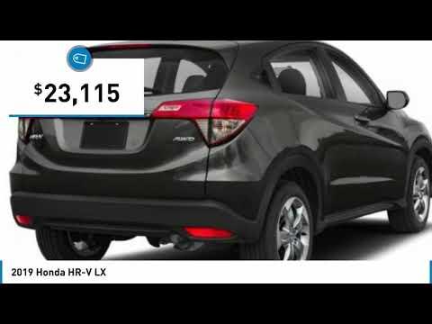 Martin Honda Newark De >> 2019 Honda Hr V Martin Honda Kia Mazda H195670 Youtube