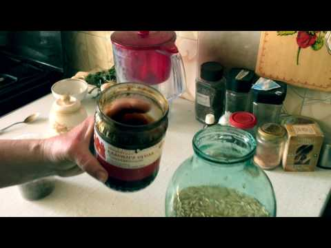 Делаем овсяной квас здоровья | Рецепт вкусного и полезного напитка
