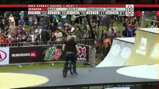 2012 X-Games Asia BMX Street