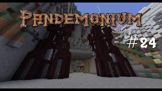 [Minecraft 1.8] Pandemonium #24: Eine große und eine kleine Tür