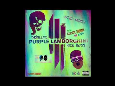 Skrillex Rick Ross Purple Lamborghini Audio Youtube