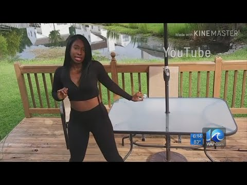 Unlikely rap star: Portsmouth CA featured in 'booty poppin' video