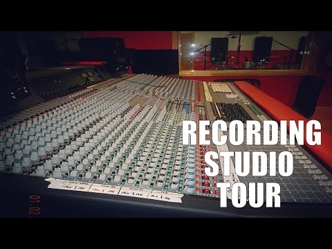 Recording Studio Tour - Inside the Control Room with Mick Lockhart - ParkwayStudios.com.au