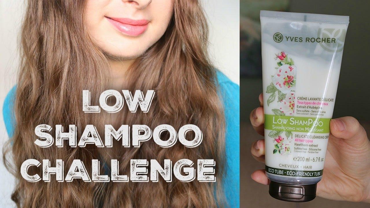 yves rocher low shampoo  Yves Rocher Low Shampoo 30 Day Challenge - YouTube