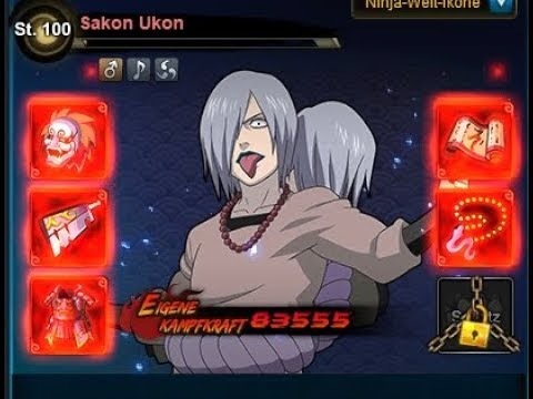 naruto online how to use scrolls