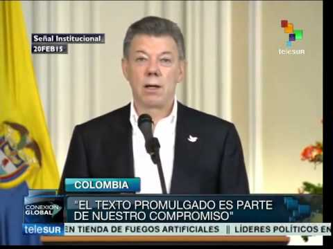 Colombia: President Santos creates Victims of Forced Disappearance Law