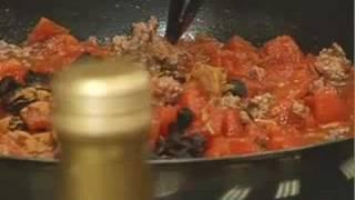 Pasta Dishes: Mediterranean Pasta