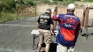 Walls of Steel shotgun match July 30 2016 Sean Janicki