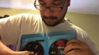 Sin City A Dame To Kill For 3D Blu-Ray Unboxing
