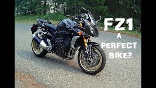 Download Video First Ride Series | 2008 Yamaha FZ1.  A Perfect Bike??  SV1000S Comparison MP3 3GP MP4