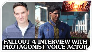 FALLOUT 4: Interview with Protagonist Voice Actor, Brian T. Delaney - H.A.M. Radio Podcast #22