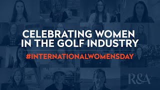 What Does it Mean to be a Woman Working in Golf?