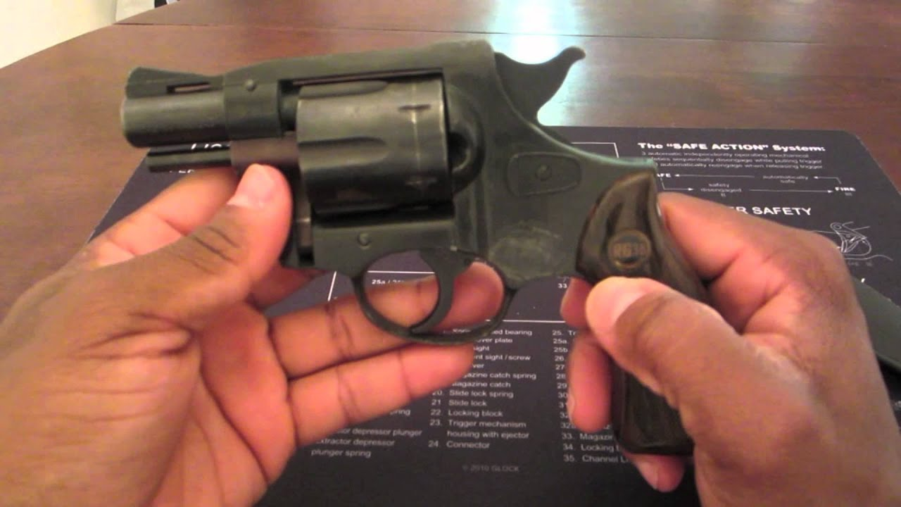 ROHM RG-38 POS? OR RELIABLE REVOLVER