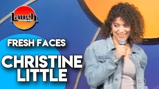 Christine Little Homeowner in Van Nuys Laugh Factory Fresh Faces Stand Up Comedy