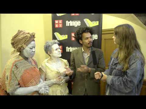 Voices Made Night - Waffle TV @ The Edinburgh Fringe Festival 2013