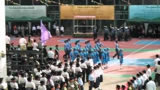 馬錦明慈善基金馬可賓紀念中學2010年5月20日畢業匯操3