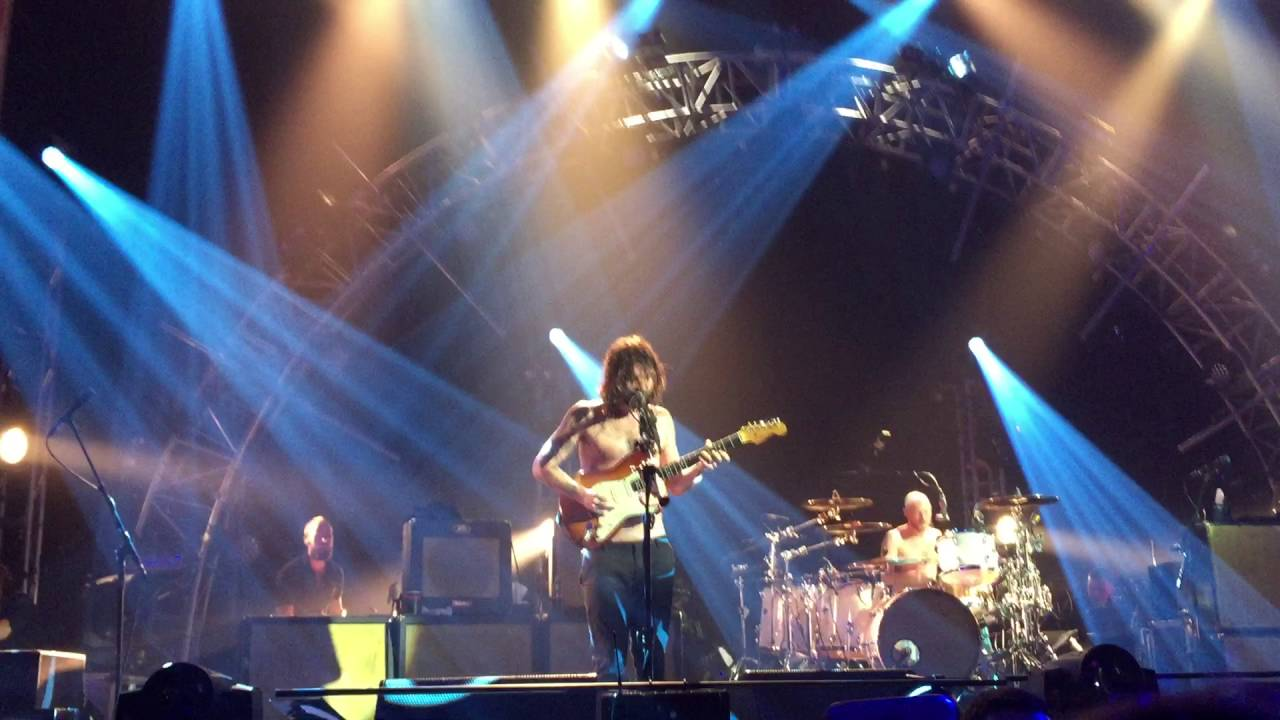 Biffy Clyro - Biblical - Live at MTV EMA World Stage Glasgow, 2014