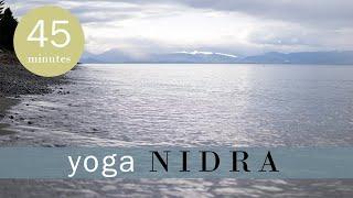 45 min Yoga Nidra Meditation for Deep Body Relaxation   Yoga with Melissa 506