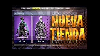 WAITING *NEW STORE* AND FORTNITE DAY VOTATION SYSTEM SEPTEMBER 12 *NEW SKIN*