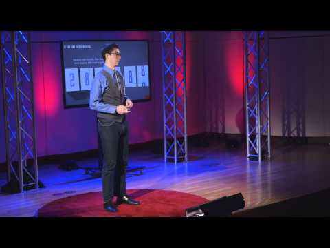 The Evolving College Industry | Ian Brady | TEDxElonUniversity