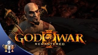 God Of War Iii Remastered [ps4] Preview - Mr Hand Trophy Guide (missable)