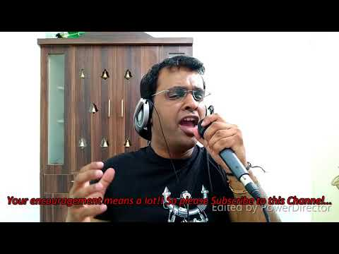 Ae Dil hai Mushkil Karaoke by Venki thumbnail