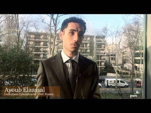 Black Hat Europe 2017 - Interview d'Ayoub Elaassal, Consultant Cybersécurité PwC