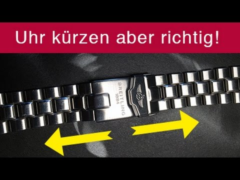 uhr armband reparieren