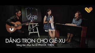 VHOPE | Thánh Ca 805: Dâng Trọn Cho Giê-xu - Cát Uyên & Thanh Trúc | CHẠM - Live Acoustic