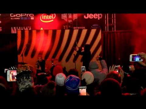 Twenty One Pilots - LIVE - HeavyDirtySoul - @ X Games Aspen CO - 1/28/16