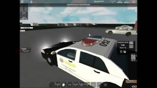 roblox Los Angeles Sheriff Patrol Teil 2