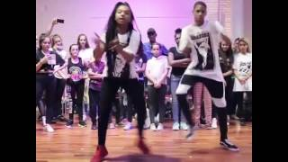 dance afrobeat