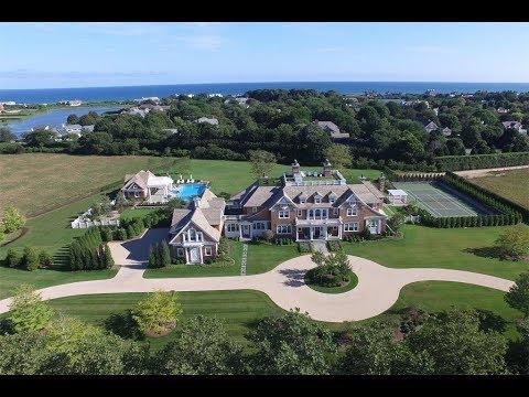 Twin Peaks Luxury Estate in Southampton, New York