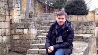 Илья Королев о поездке в Дербент