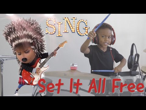 LJ plays Set It All Free from the Sing Movie Soundtrack
