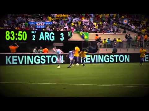 2014 World Cup Promo w/ bonus footage Featuring Neymar, Messi, Ronaldo C. Suarez, Ozil