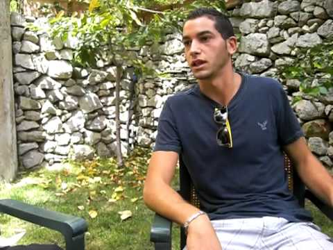 interview with DAVIDE UCCELLO - semester program in Sicily